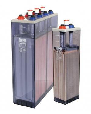 Аккумуляторная батарея 2В 1500 Ач FIAMM LM OPzS