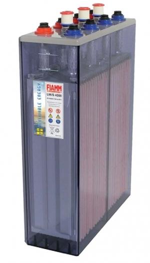Аккумуляторная батарея 2В 510 Ач FIAMM LM Solar OPzS