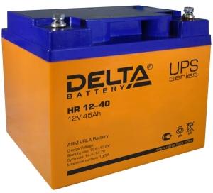 Аккумуляторная батарея Delta HR 12-45