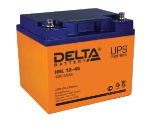 Аккумуляторная батарея Delta HRL 12-45