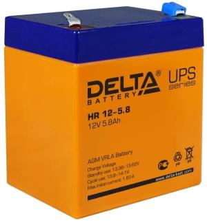 Аккумуляторная батарея Delta HR 12-5.8