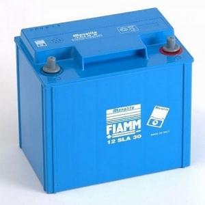 Аккумуляторная батарея 12В 24 Ач FIAMM SLA