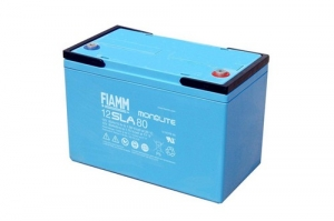 Аккумуляторная батарея 12В 80 Ач FIAMM SLA
