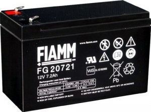 Аккумуляторная батарея 12В 7,2 Ач FIAMM FG series