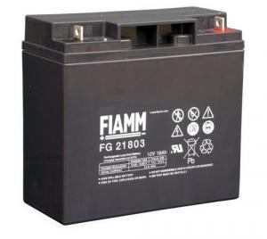 Аккумуляторная батарея 12В 18 Ач FIAMM FG series