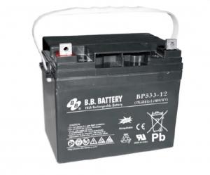 Аккумуляторная батарея BB BPS 33-12H