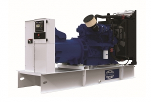 Дизель-генератор FG Wilson P550-3 открытый 3ф 500кВА/400кВт