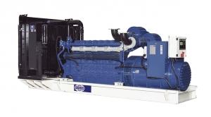 Дизель-генератор FG Wilson P910P1 открытый 3ф 910кВА/728кВт