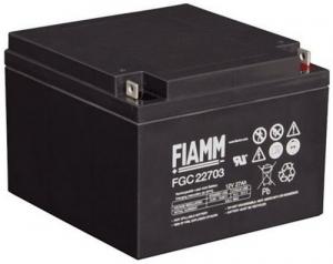 Аккумуляторная батарея 12В 27 Ач FIAMM FGC series