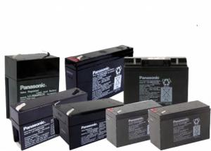 Аккумуляторная батарея 12В 28Ач Panasonic LC-P1228