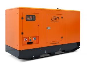 Дизель-генератор RID 130 S в кожухе 3ф 130кВА/104кВт