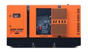 Дизель-генератор RID 200 S в кожухе 3ф 200кВА/160кВт