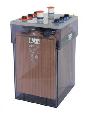 Аккумуляторная батарея 2В 1870 Ач FIAMM SGL/SGH Groe