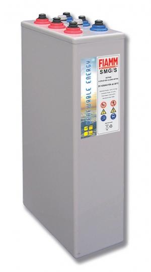 Аккумуляторная батарея 2В 460 Ач FIAMM SMG Solar OPzV