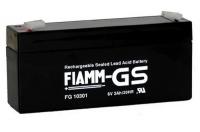 Аккумуляторная батарея 6В 3 Ач FIAMM FG series