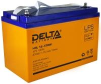 Аккумуляторная батарея Delta HRL 12-470W