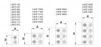 Аккумуляторная батарея 2В 2550 Ач FIAMM LM Solar OPzS