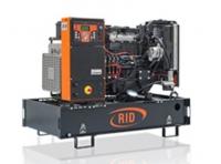 Дизель-генератор RID 40 E-series открытый 3ф 40кВА/32кВт
