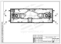 Блок-контейнер с ДГУ BIR-ЭМД-8