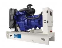 Дизель-генератор FG Wilson P7,5-1S (skid) открытый 1ф 6,8кВА/6,8кВт