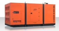 Дизель-генератор RID 800 B-series S в кожухе 3ф 800кВА/640кВт