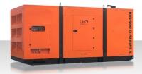 Дизель-генератор RID 900 G-series S в кожухе 3ф 900кВА/720кВт