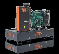 Дизель-генератор RID 80 V-series открытый 3ф 80кВА/64кВт