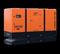 Дизель-генератор RID 150 S в кожухе 3ф 150кВА/120кВт