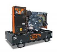 Дизель-генератор RID 8 E-series открытый 3ф 8,0кВА/6,4кВт