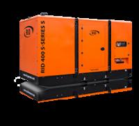 Дизель-генератор RID 400 S в кожухе 3ф 400кВА/320кВт