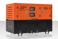 Дизель-генератор RID 8 E-series S Twin Power в кожухе 3ф 8кВА/6,4кВт