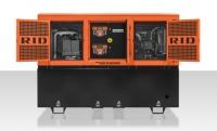 Дизель-генератор RID 8 E-series Twin Power открытый 3ф 8кВА/6,4кВт