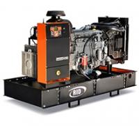 Дизель-генератор RID 150 S открытый 3ф 150кВА/120кВт