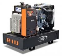 Дизель-генератор RID 80 S открытый 3ф 80кВА/64кВт